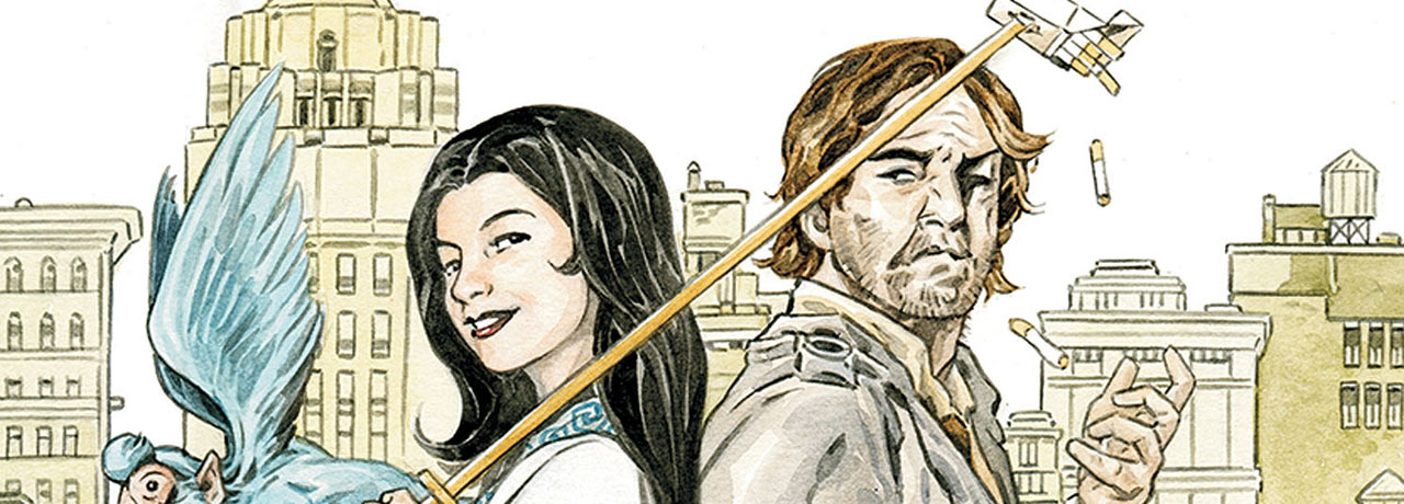 How to Read Fables, Bill Willingham's Comics ?