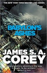 Babylon's Ashes The Expanse Books in Order