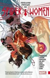 Spider-Women - Silk Comics Reading Order