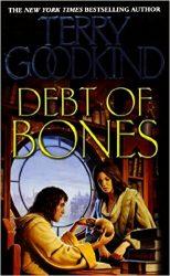 debt of bones The Sword of Truth Books in Order