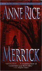 Merrick - The Vampire Chronicles Books in Order