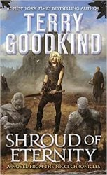 shroud of eternity The Nicci Chronicles Books in Order