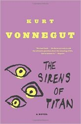 The Sirens of Titan Kurt Vonnegut Must Read