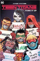 Teen Titans Vol. 2 Turn It Up Damian Wayne Books in Order