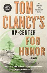 Tom Clancy's Op-Center Reading Order - How To Read Me
