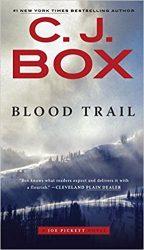 blood trail Joe Pickett Books in Order
