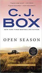 open season Joe Pickett Books in Order