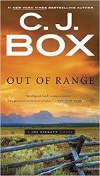 out of range Joe Pickett Books in Order