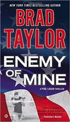 enemy of mine Pike Logan Books in Order