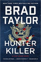 hunter killer Pike Logan Books in Order