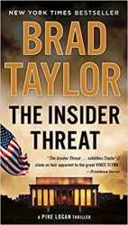 the insider threat Pike Logan Books in Order