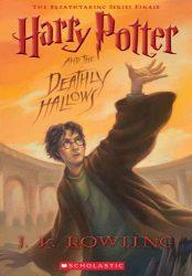 Harry potter books in order list