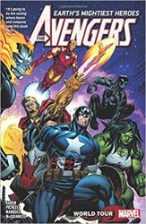 Avengers War of the Realms Reading Order