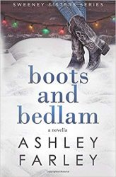 Boots and Bedlam Sweeney Sisters Books in Order