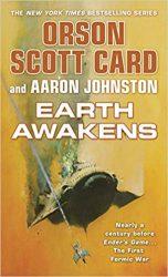 Earth Awakens Ender's Game Books in Order