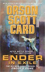 Ender in Exile Ender's Game Books in Order