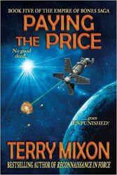Paying the Price The Empire of Bones Saga Books in Order