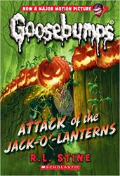 Attack of the Jack-O'-Lanterns Goosebumps Books in Order