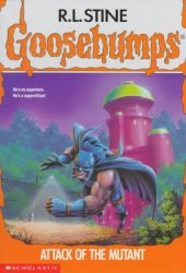 Attack of the Mutant Goosebumps Books in Order