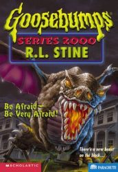 Be Afraid -- Be Very Afraid! Goosebumps Books in Order
