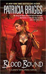 Blood Bound Mercy Thompson Books in Order