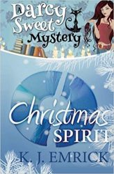 Christmas Spirit Darcy Sweet Mysteries Books in Order