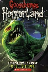Creep from the Deep Goosebumps HorrorLand Books in Order