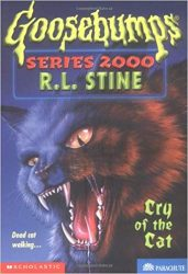 Cry of the Cat Goosebumps Books in Order