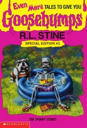 Even More Tales to Give You Goosebumps Books in order