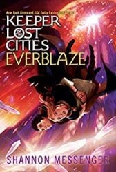 Everblaze Keeper of the Lost Cities Books in Order
