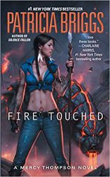 Fire Touched Mercy Thompson Books in Order