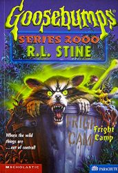 Fright Camp Goosebumps Books in Order