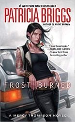 Frost Burned Mercy Thompson Books in Order