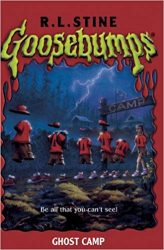 Ghost Camp Goosebumps Books in Order