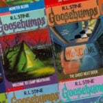 Goosebumps Books in Order RL Stine