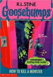 How to Kill a Monster Goosebumps Books in Order