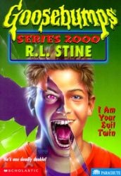 I Am Your Evil Twin Goosebumps Books in Order