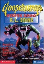Invasion of the Body Squeezers, Part 1 Goosebumps Books in Order
