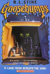 It Came from Beneath the Sink Goosebumps Books in Order