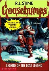 Legend of the Lost Legend Goosebumps Books in Order
