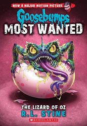 Lizard of Oz Goosebumps Most Wanted Books in Order