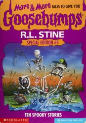 More & More Tales to Give You Goosebumps Books in Order