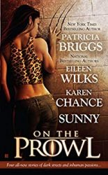 On the Prowl Mercy Thompson Books in Order