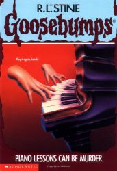Piano Lessons Can Be Murder Goosebumps Books in Order