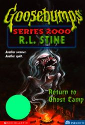 Return to Ghost Camp Goosebumps Books in Order