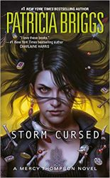 Storm Cursed Mercy Thompson Books in Order