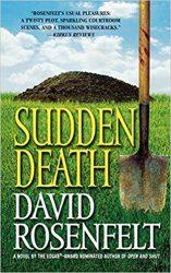 Sudden Death Andy Carpenter Books in Order