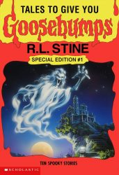 Tales to Give You Goosebumps Boooks in Oder