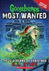 The 12 Screams of Christmas Goosebumps Books in Order