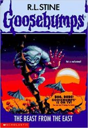 The Beast from the East Goosebumps Books in Order